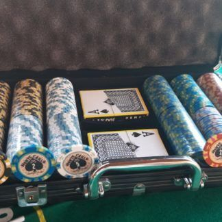 Cash Game Poker Set